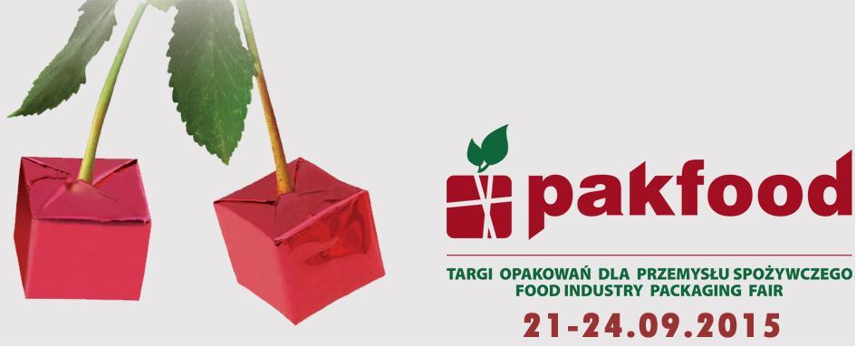 Приглашение от POLPAK на PAKFOOD 2015