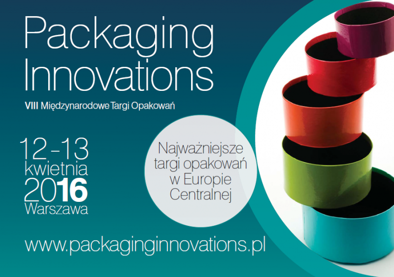 Приглашение на PACKAGING INNOVATIONS 2016